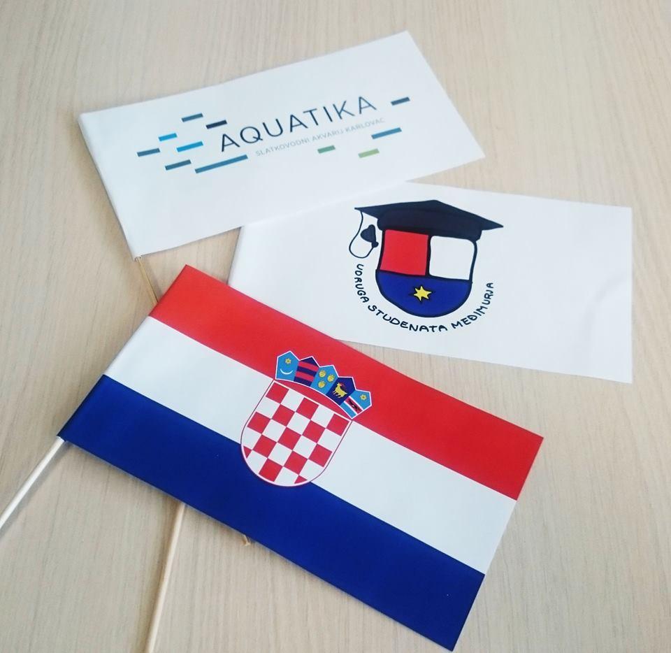 Zastavice raznih dimenzija
