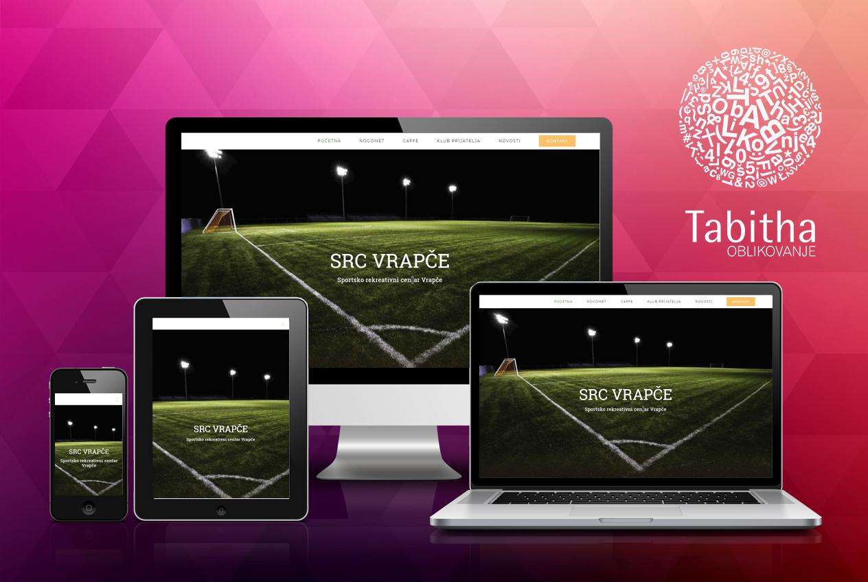 Vizual logotipa i izrada web stranice