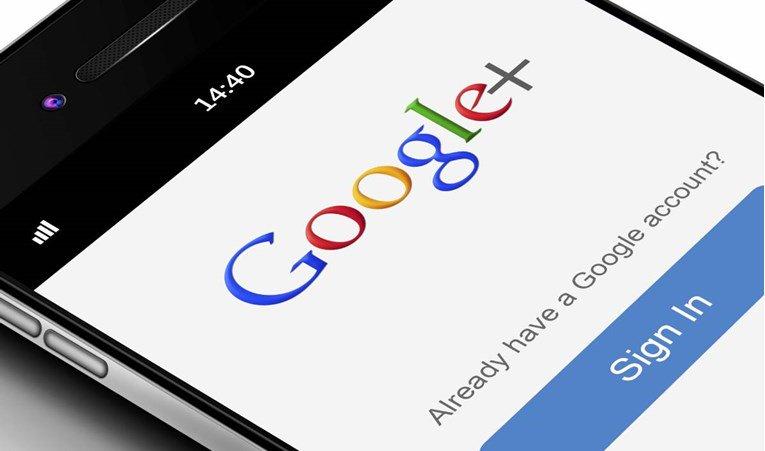 Google danas gasi Google+
