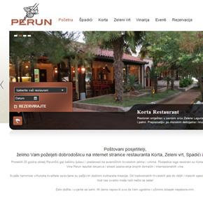 Izrada web stranica Poreč Restauranti
