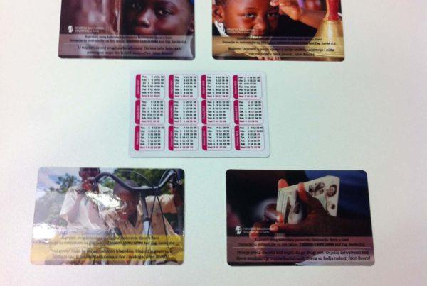 Promotivni đepni kalendari