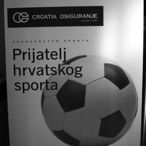 Roll up banner Croatia