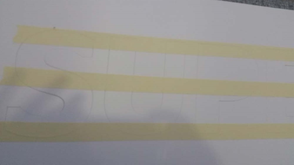Šablone za farbanje/sprejanje, šablone za izrezivanje, šablone za oslikavanje