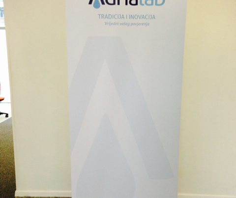 roll up banner- stalak promotivni