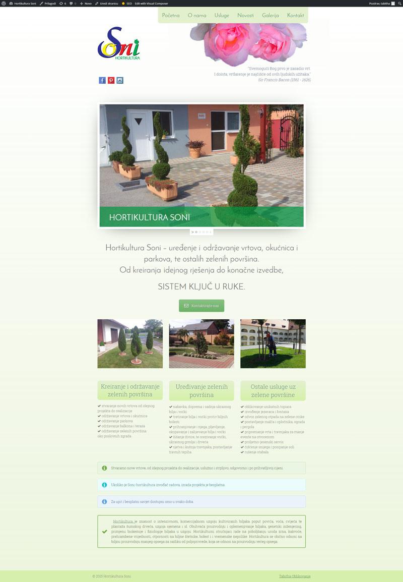 izrada responzivne web stranice