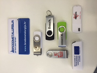 USB stik – tisak