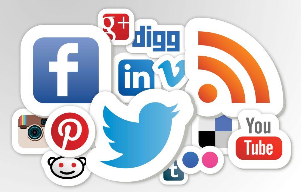 Najpopularnije društvene mreže u 2016.