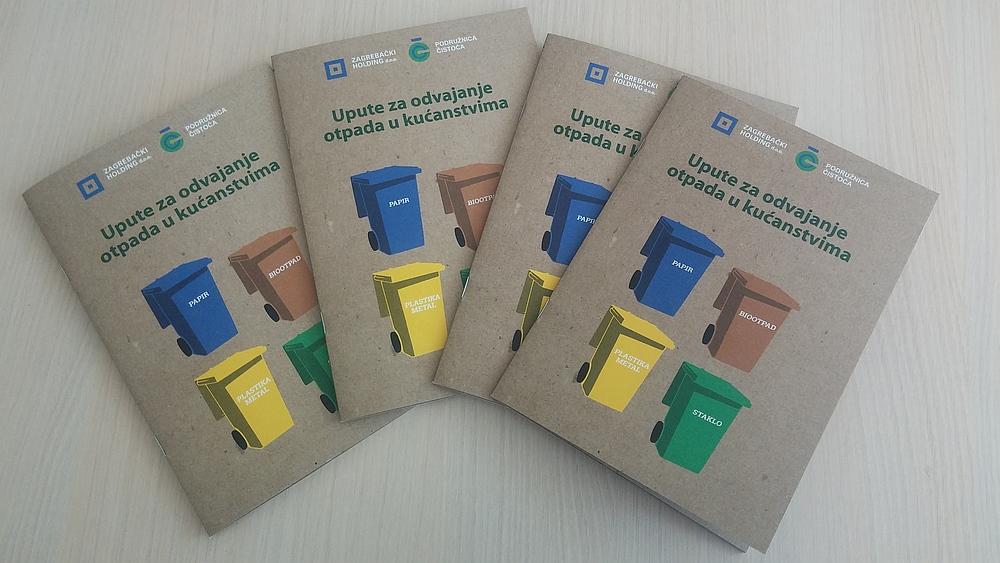 Izrada ekološke brošure