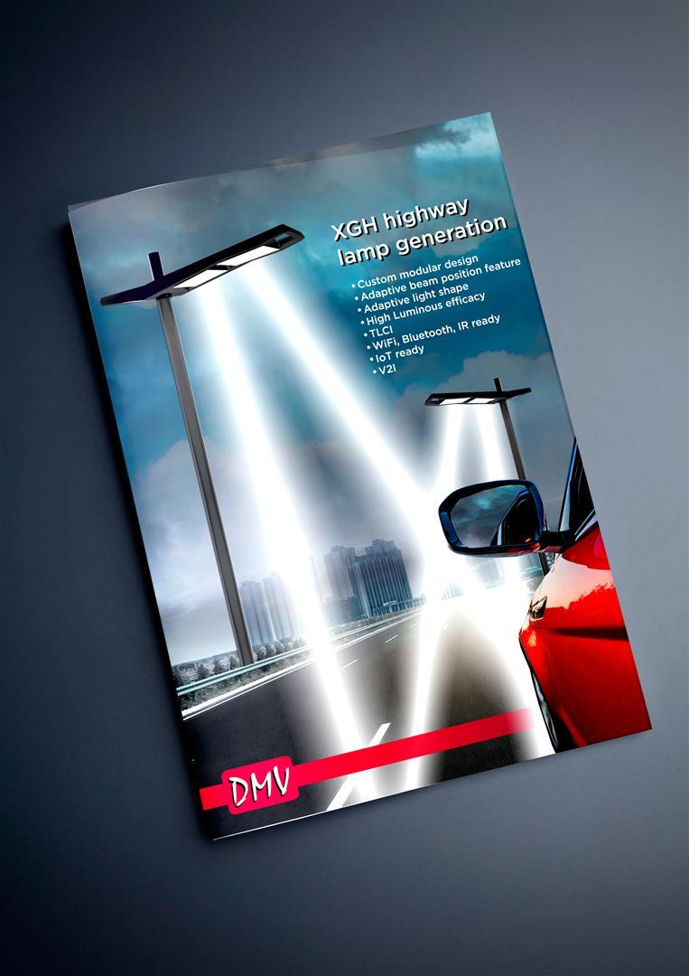 Dizajniranje letka, brošure, reklamnog banera i roll up stalka