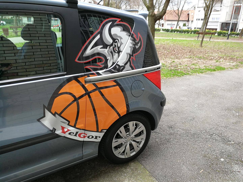 oslikavanje vozila - peugeot - tabitha