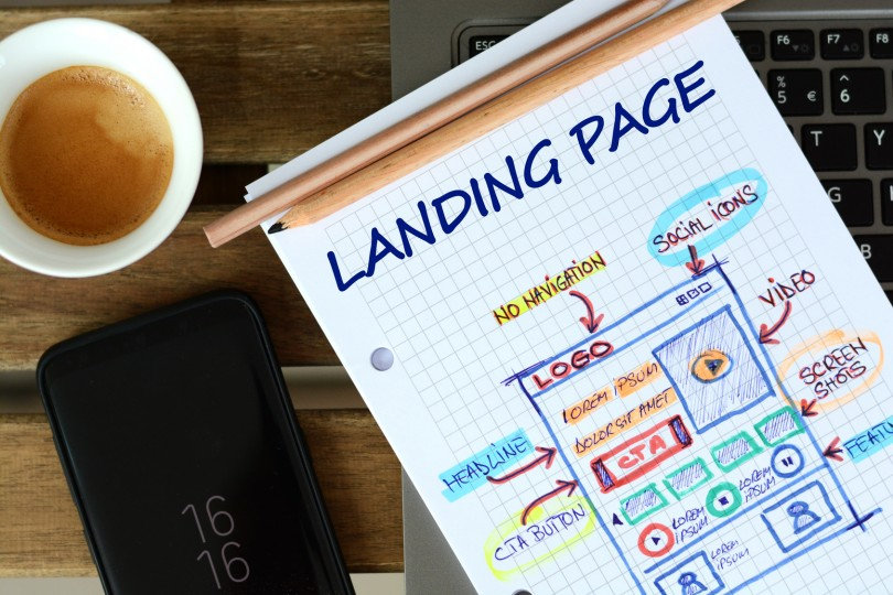 Što je landing page i kako ga iskoristiti za povećanje prodaje