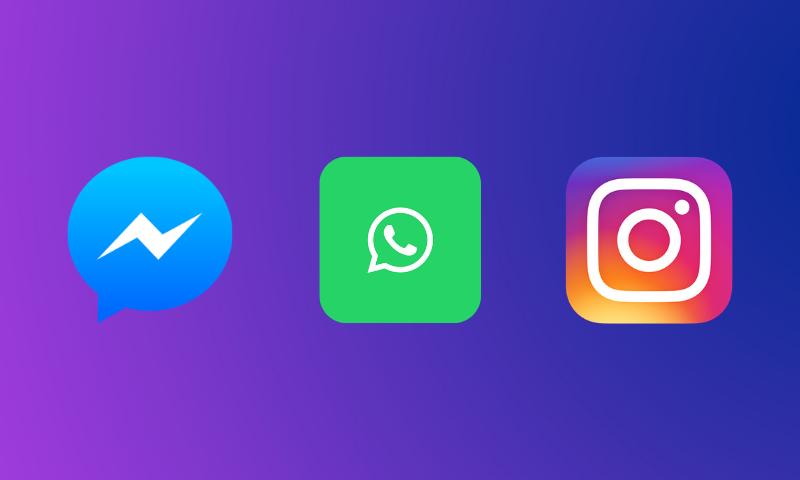 Facebook će objediniti dopisivanje kroz WhatsApp, Messenger i Instagram