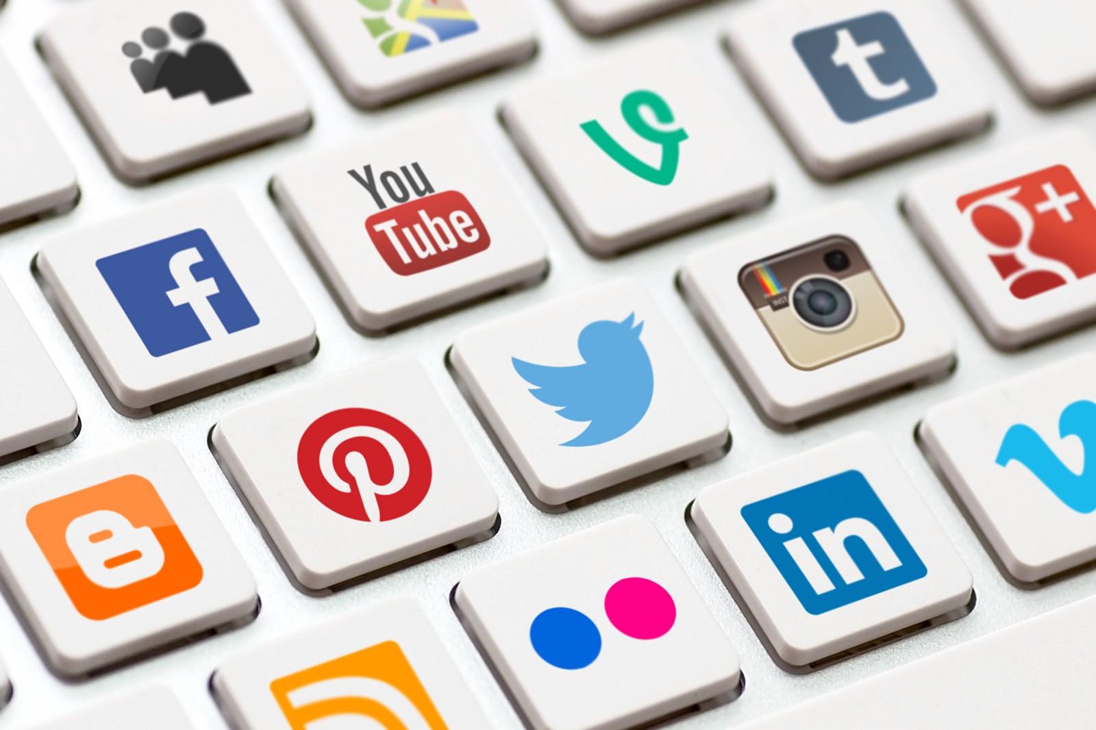 Mjesečno održavanje društvenih mreža