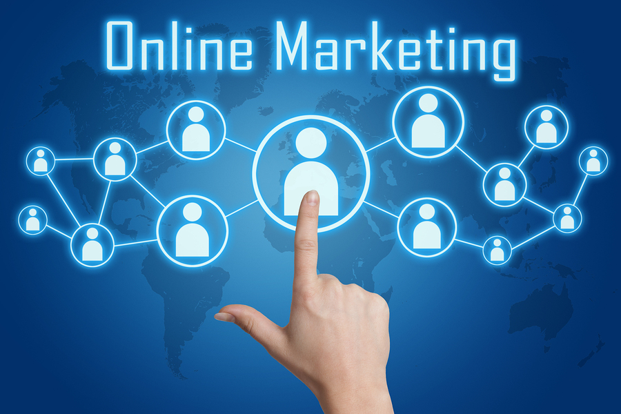 Online Marketing Icon