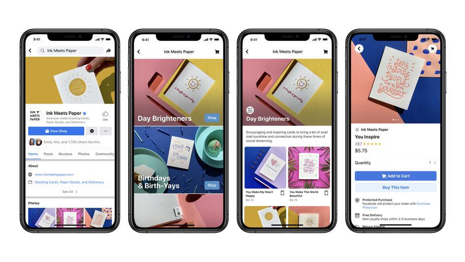 Facebook ima novu značajku, FB Shop