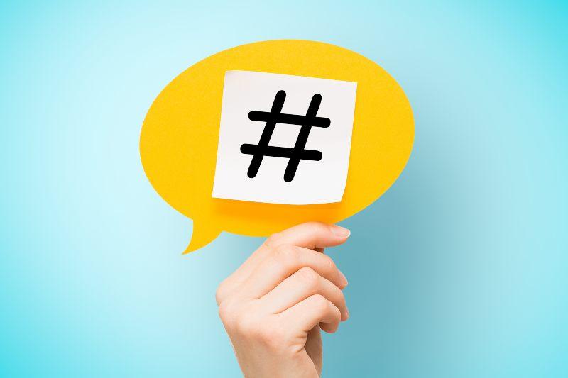 Pronađite idealan hashtag