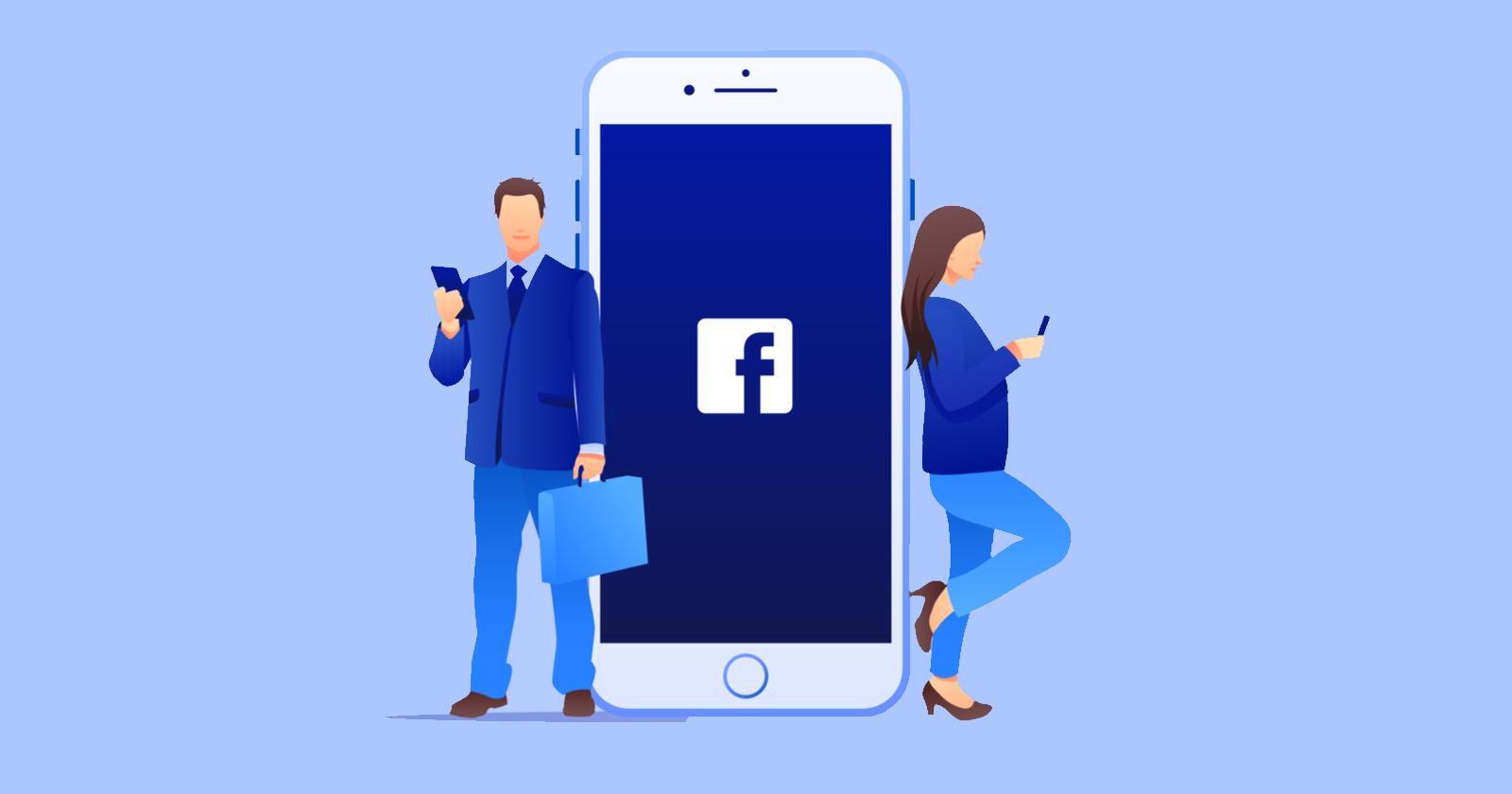 Facebook nije oglasna ploča
